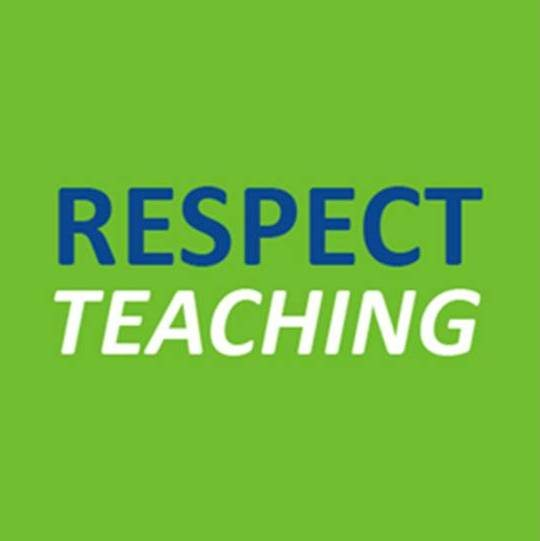 logo for RESPECT teaching